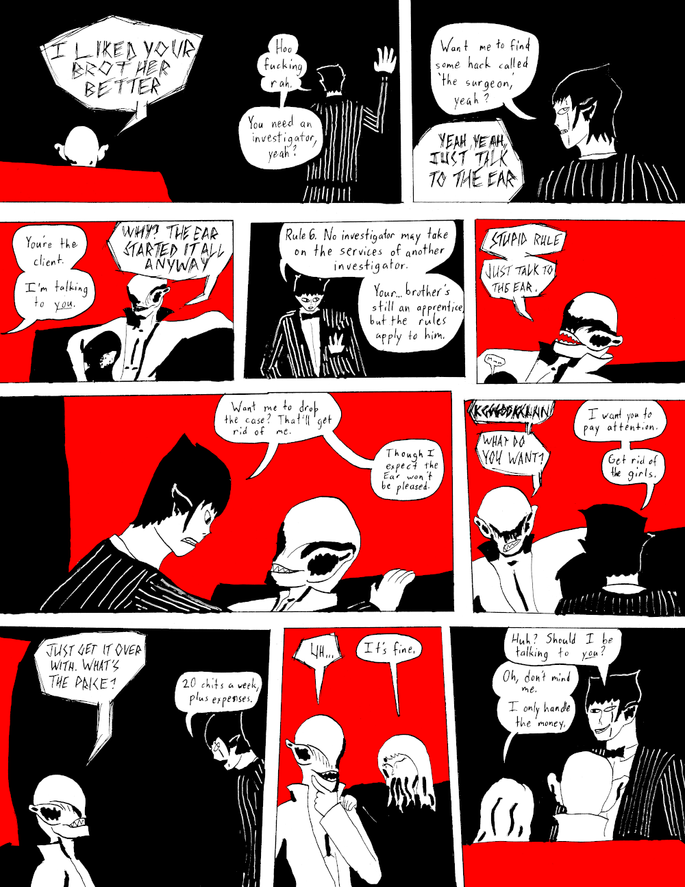 Prelude: Page 3