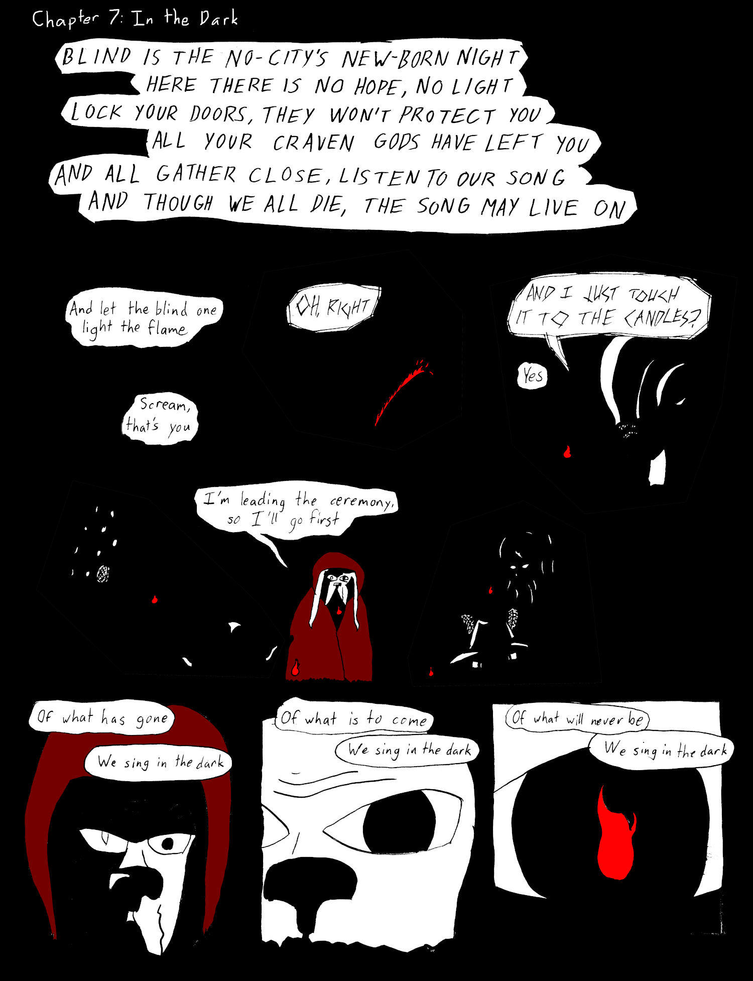 Chapter 7: In the Dark